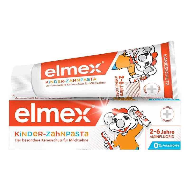 Elmex pasta do zębów dla dzieci  zamów na apo-discounter.pl