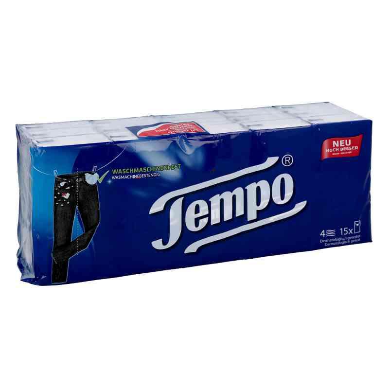 Tempo chusteczki higieniczne bez mentolu 5404  zamów na apo-discounter.pl