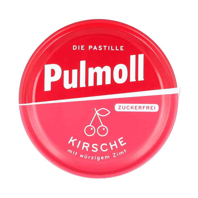 Pulmoll Hustenbonbons Wildkirsch + Vit.c zf.  zamów na apo-discounter.pl