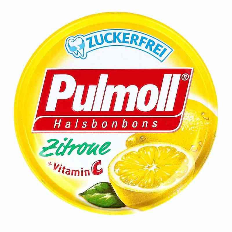 Pulmoll cukierki z Witaminą C na gardło i kaszel  bez zawartości  zamów na apo-discounter.pl