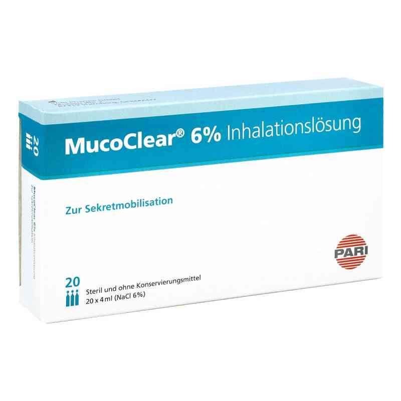 Mucoclear 6% Nacl Inhalationsloesung zamów na apo-discounter.pl