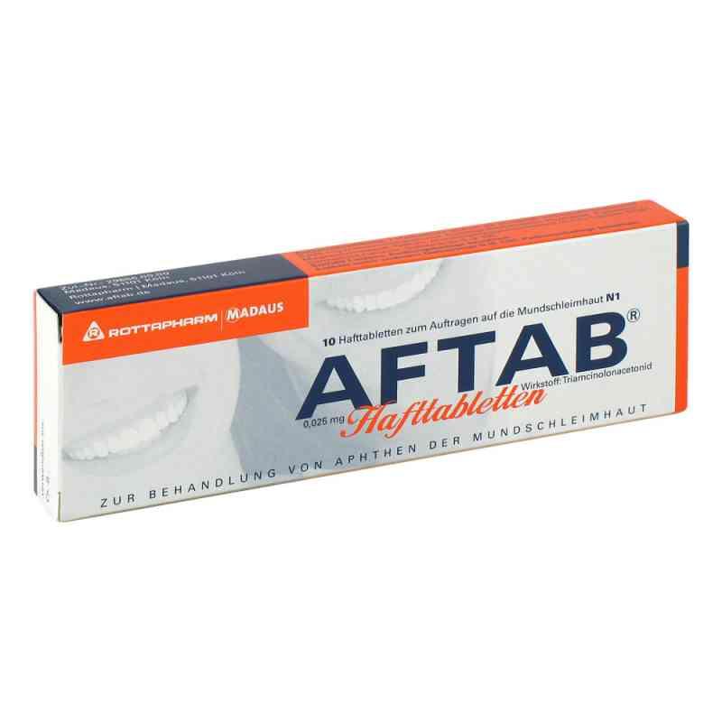 Aftab Hafttabletten  zamów na apo-discounter.pl