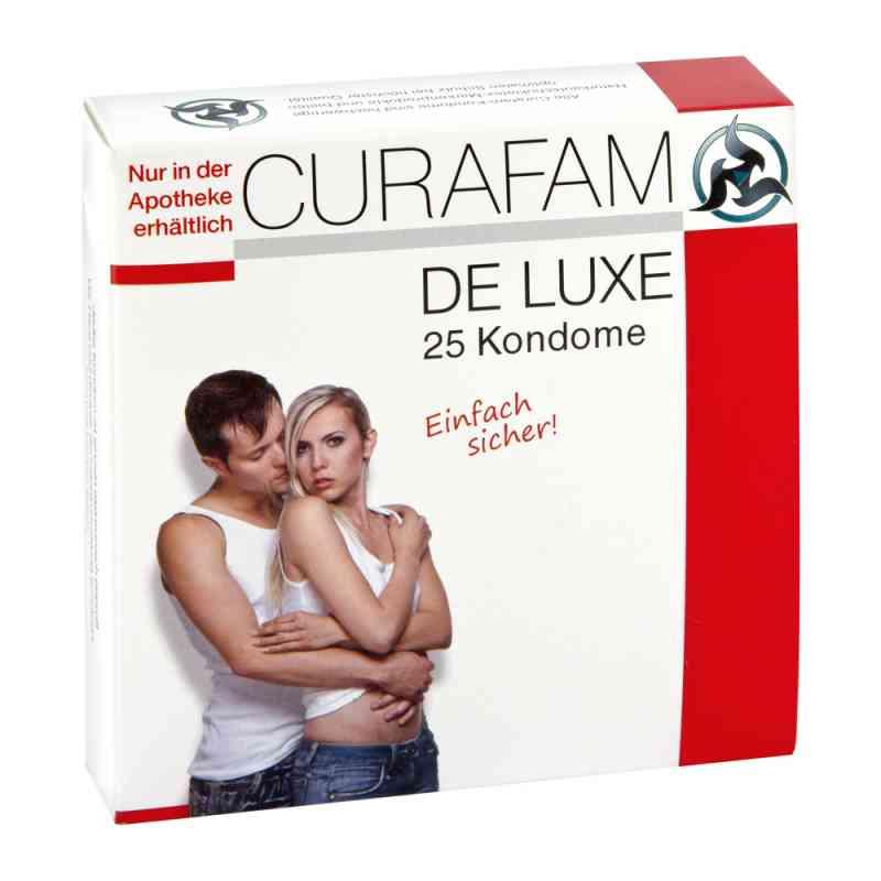 Curafam de Luxe Kondome  zamów na apo-discounter.pl