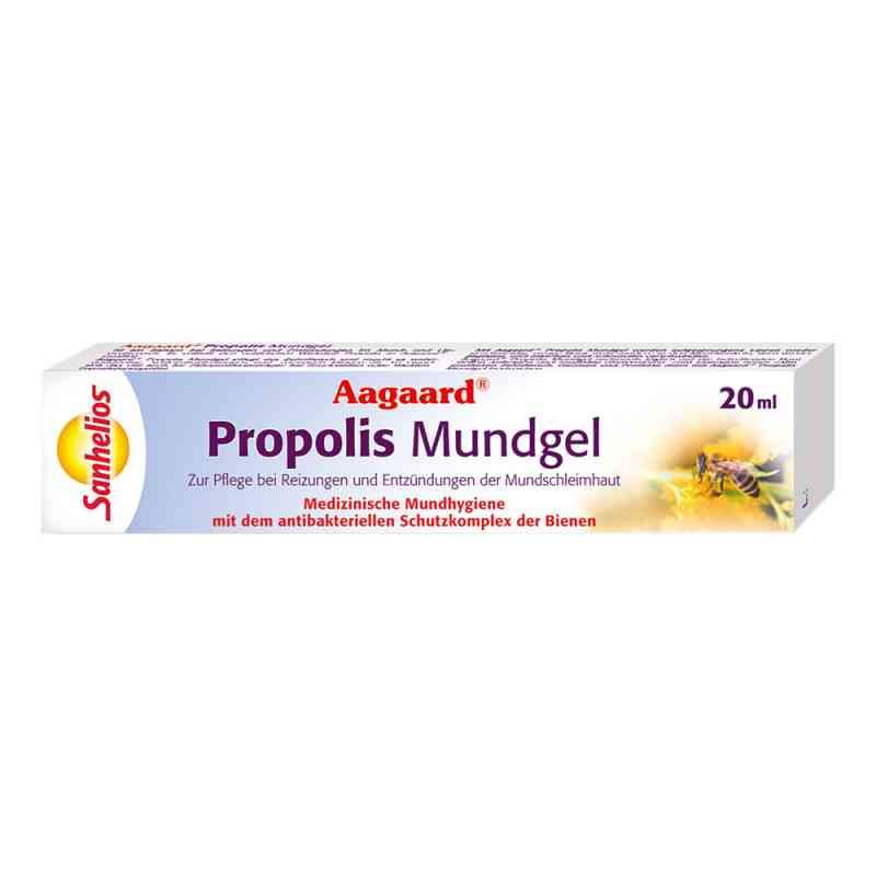Aagaard Propolis żel pielęgnacyjny do jamy ustnej  zamów na apo-discounter.pl
