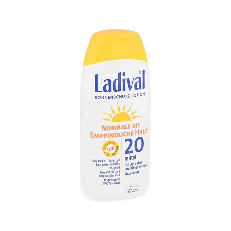 Ladival balsam do cery normalnej i wrażliwej SPF 20 zamów na apo-discounter.pl