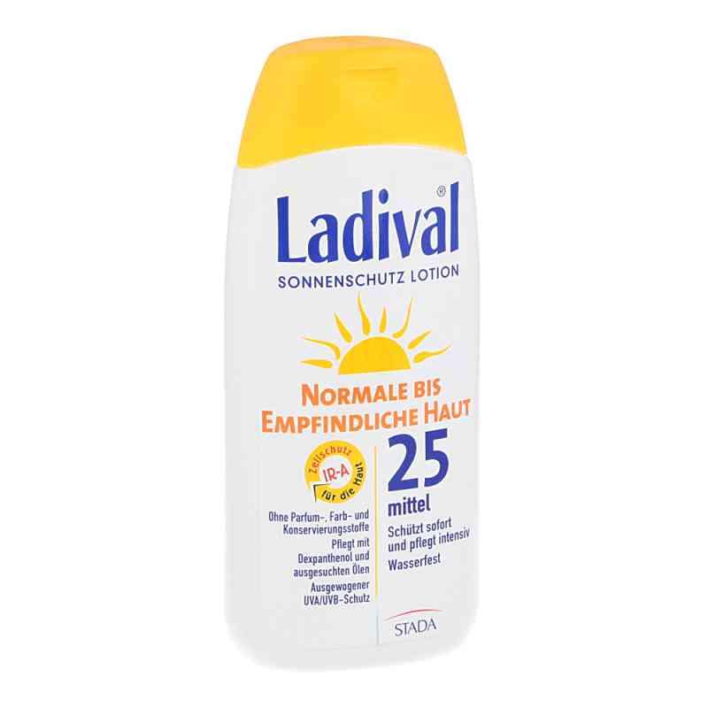 Ladival balsam do cery normalnej i wrażliwej SPF 25 zamów na apo-discounter.pl