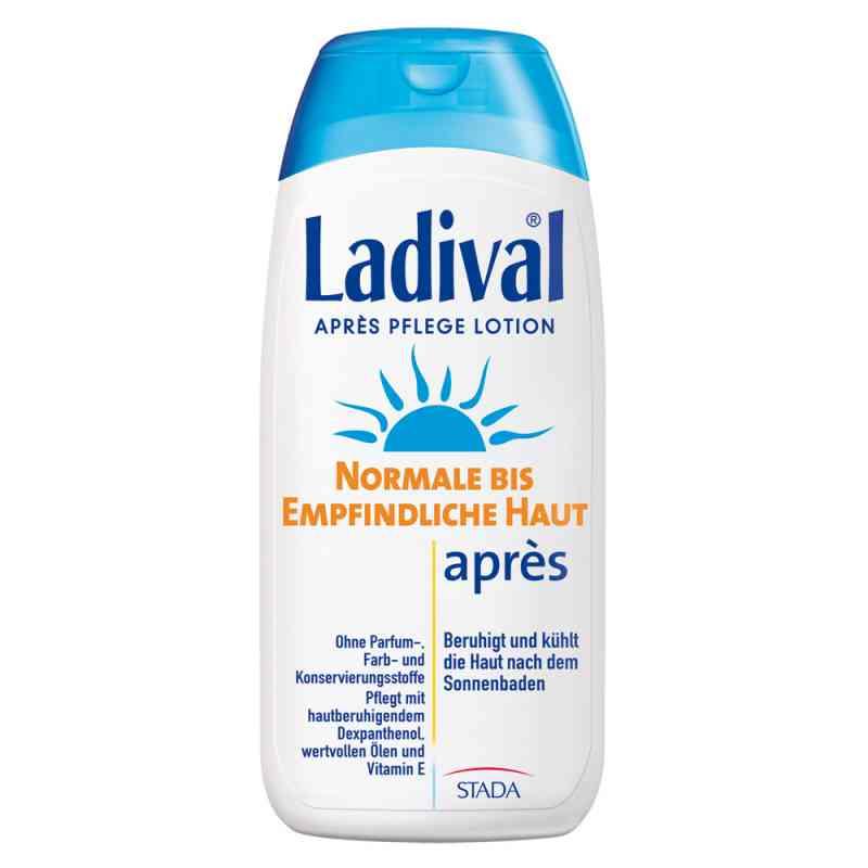 Ladival balsam po opalaniu do cery normalnej i wrażliwej zamów na apo-discounter.pl