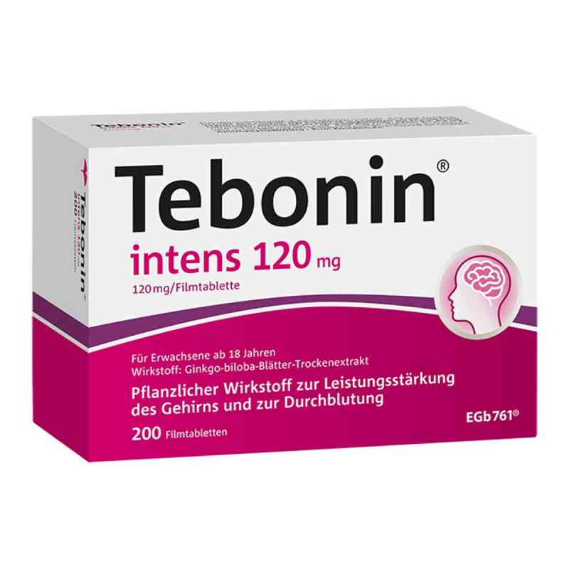 Tebonin intens 120 mg tabletki powlekane.  zamów na apo-discounter.pl