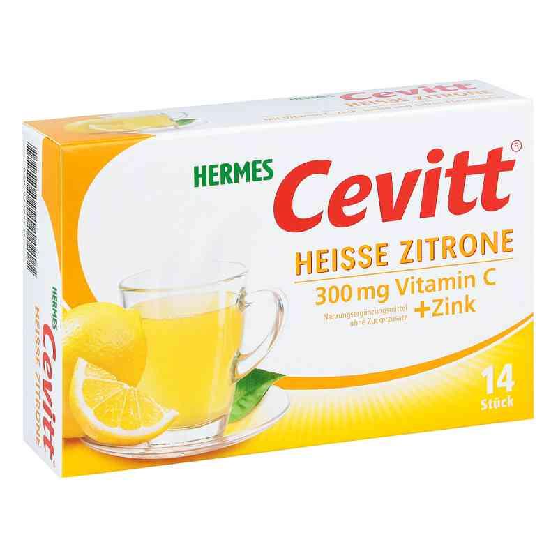 Hermes Cevitt gorąca cytryna granulat w saszetkach  zamów na apo-discounter.pl