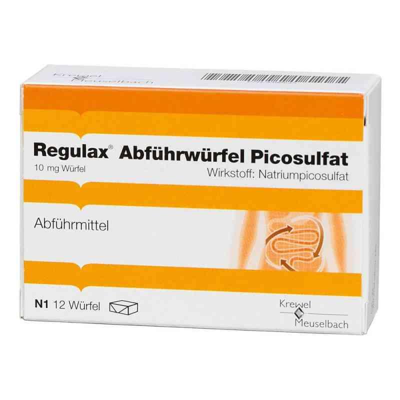 Regulax Abfuehrwuerfel Picosulfat zamów na apo-discounter.pl