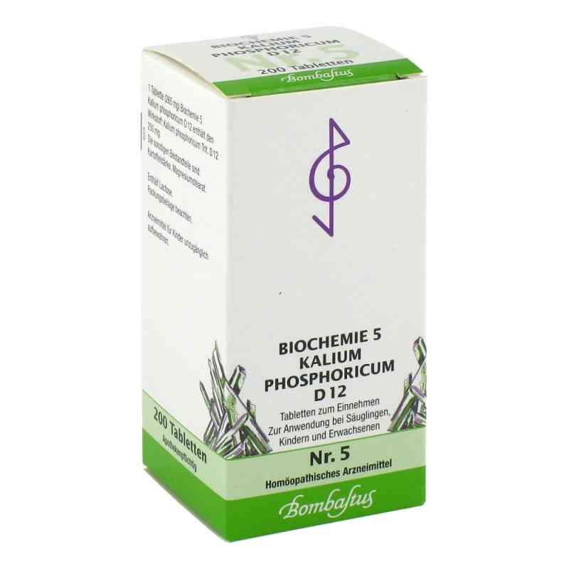 Biochemie 5 Kalium phosphoricum D 12 Tabl.  zamów na apo-discounter.pl