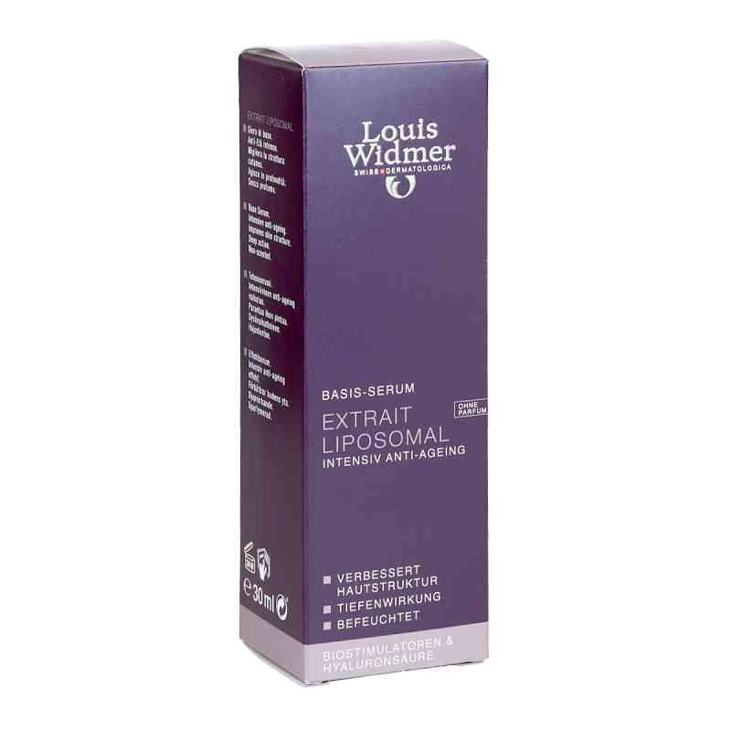 Louis Widmer Extrait Liposomal serum Anti Age nieperfumow. zamów na apo-discounter.pl