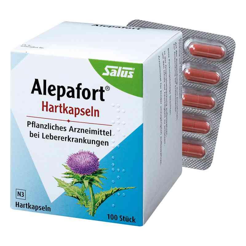 Alepafort Mariendistel Kapseln  zamów na apo-discounter.pl