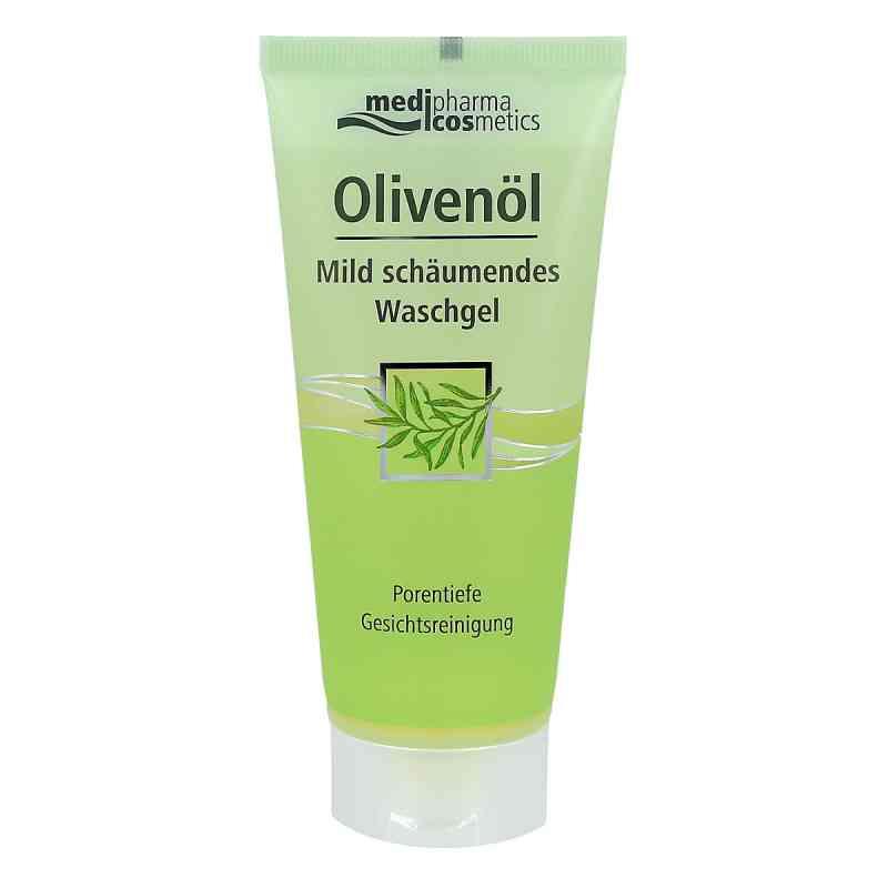 Olivenoel Mild pieniący żel z olejkiem oliwkowym  zamów na apo-discounter.pl