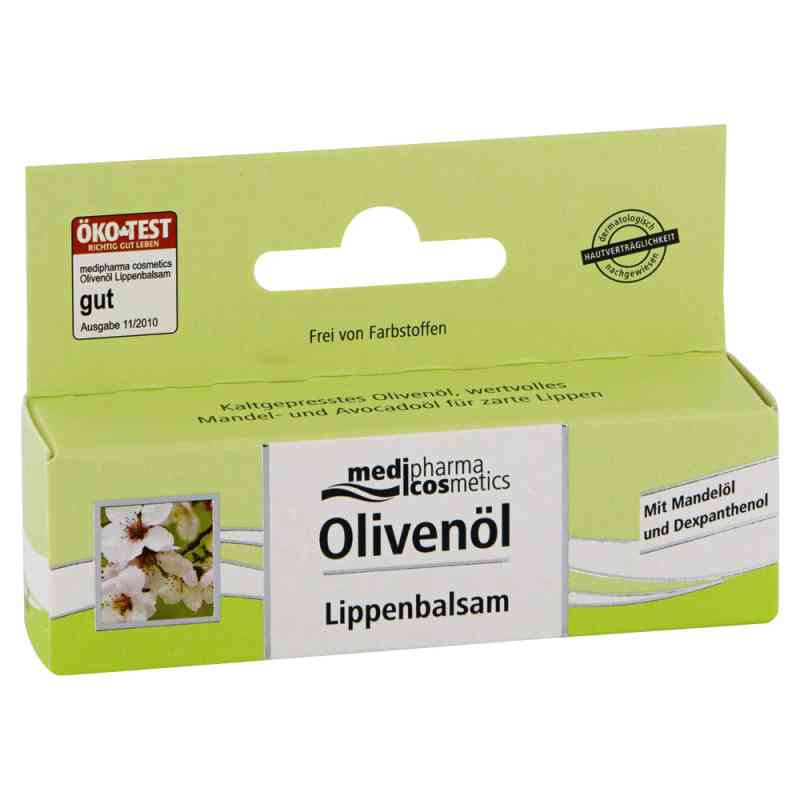 OLIVENOEL balsam do ust  zamów na apo-discounter.pl