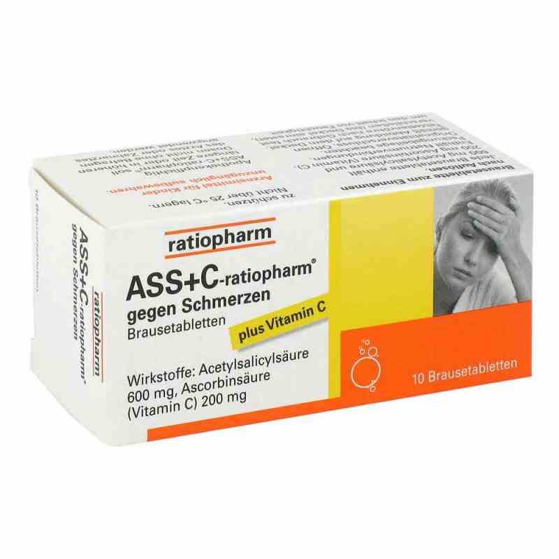 Ass + C ratiopharm gg.Schmerzen Brausetabl. zamów na apo-discounter.pl