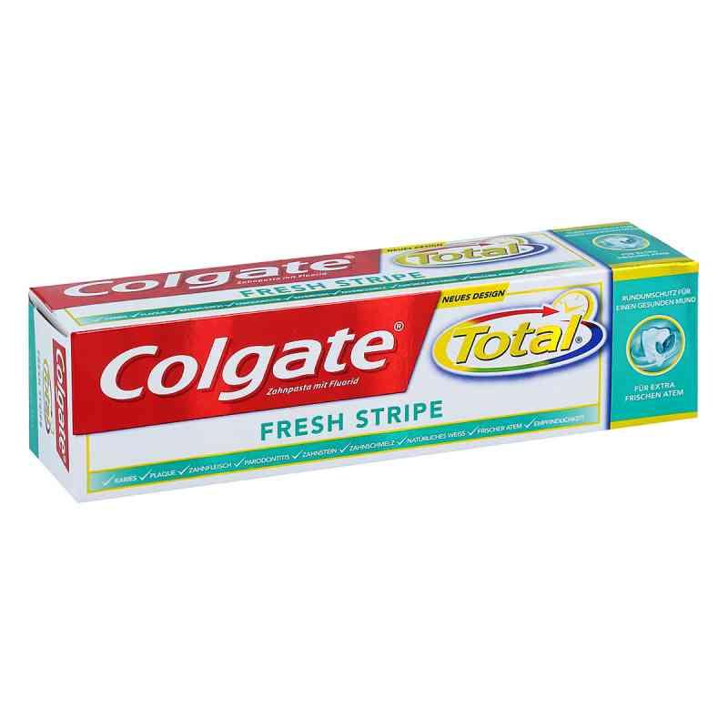 Colgate Total Fresh Stripe pasta do zębów  zamów na apo-discounter.pl