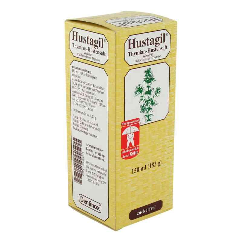 Hustagil Thymian Hustensaft  zamów na apo-discounter.pl