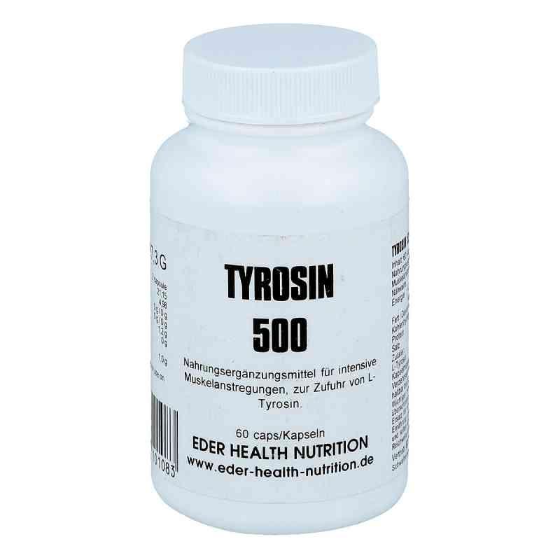 Tyrosin 500 Kapseln zamów na apo-discounter.pl