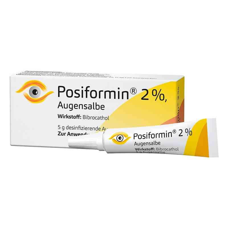 Posiformin 2% Augensalbe zamów na apo-discounter.pl