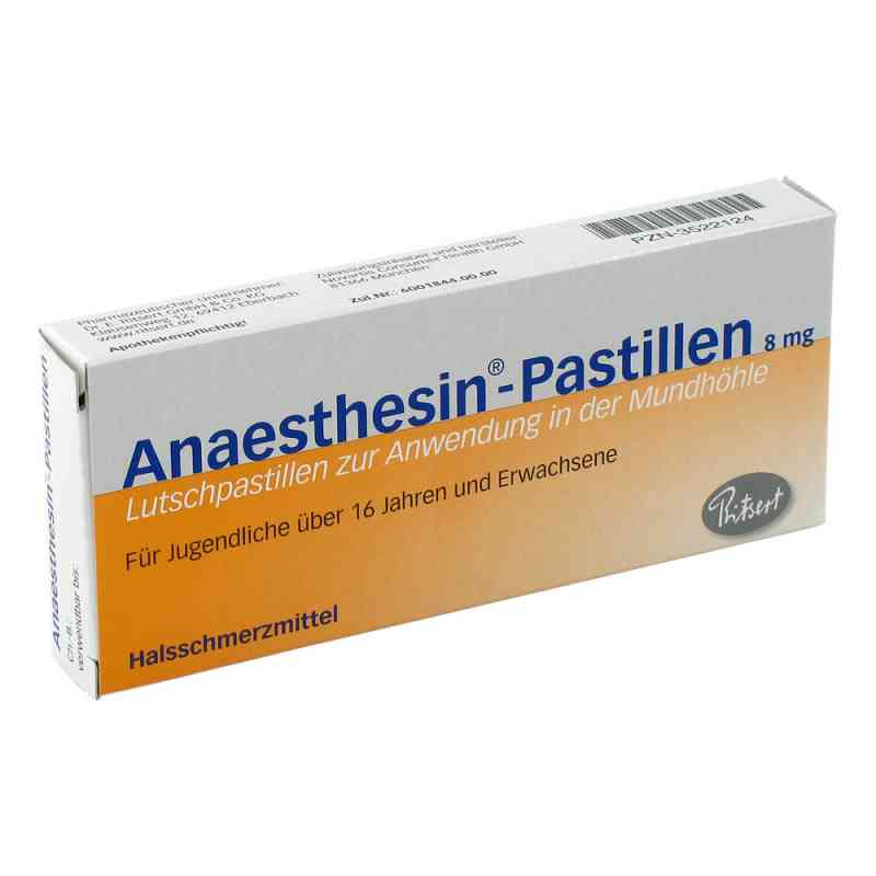 Anaesthesin Pastillen  zamów na apo-discounter.pl