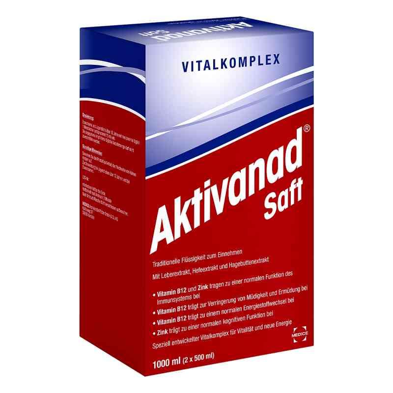 Aktivanad N sok opakowanie podwójne  zamów na apo-discounter.pl