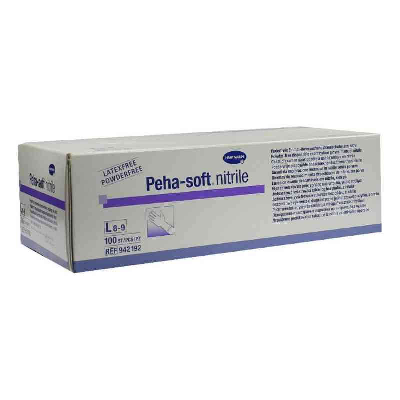Peha Soft nitrile Unters.handsch.unst.l pud.frei  zamów na apo-discounter.pl