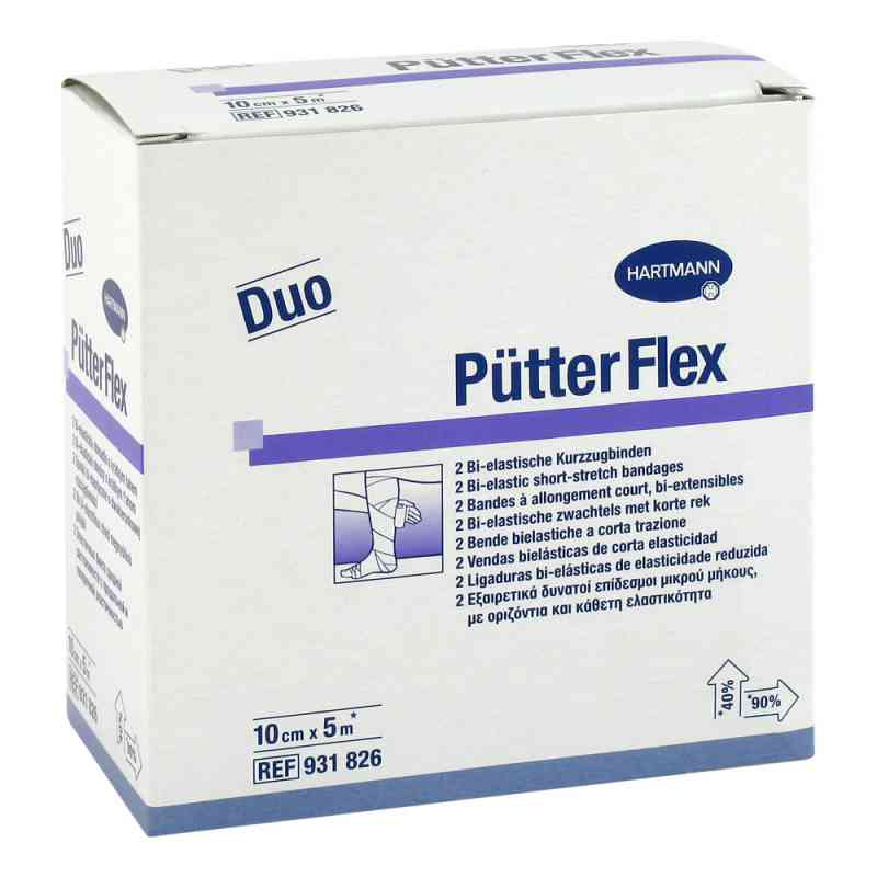 Puetter Flex Duo Binde 10cmx5m  zamów na apo-discounter.pl