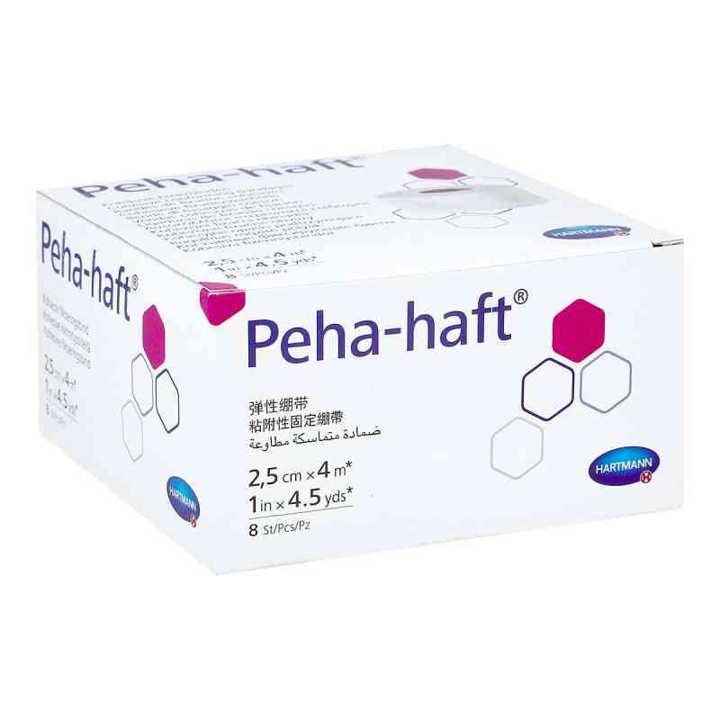 Peha Haft Fixierbinde latexfrei 2,5cmx4m  zamów na apo-discounter.pl
