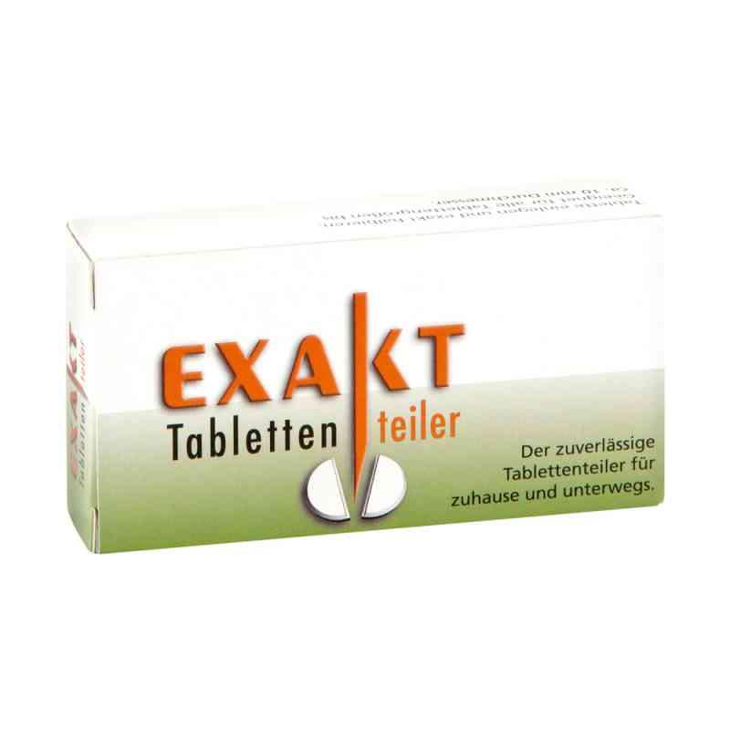 Exakt podziałka do tabletek  zamów na apo-discounter.pl