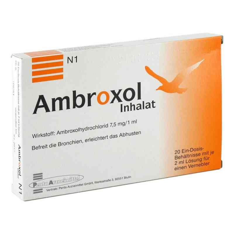 Ambroxol Inhalat Inhal.-lsg. zamów na apo-discounter.pl