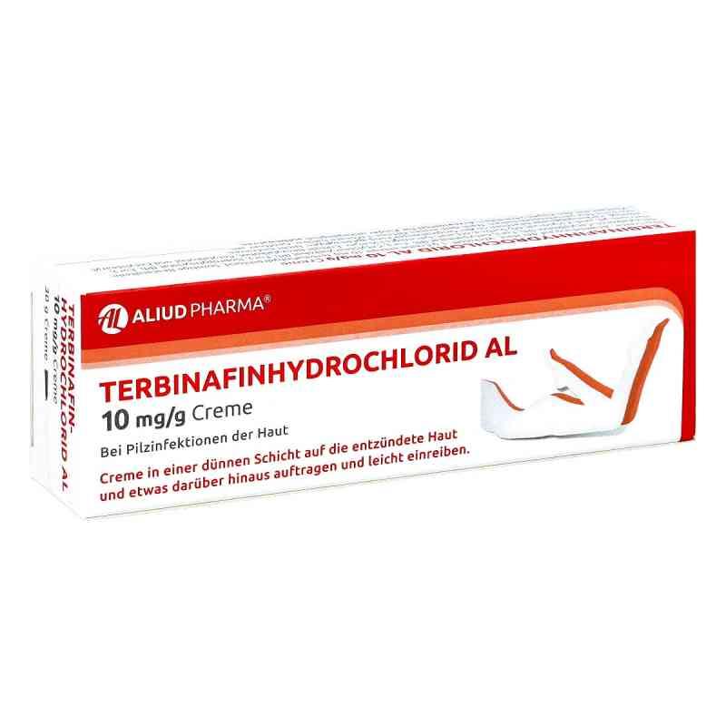 Terbinafin Hydrochlor.al 10mg/g Creme zamów na apo-discounter.pl