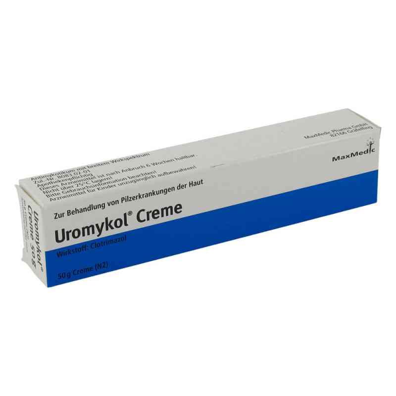 Uromykol Creme zamów na apo-discounter.pl