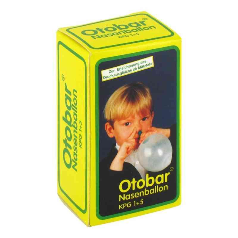 Otobar Nasenballon Kombipckg. 1+5 balon do nosa  zamów na apo-discounter.pl