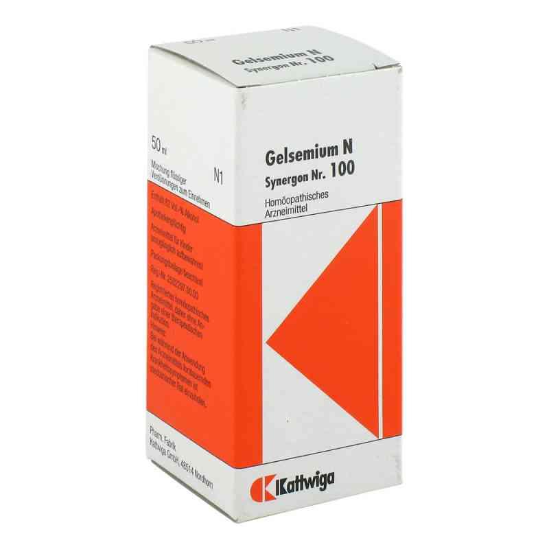 Synergon 100 Gelsemium N Tropfen zamów na apo-discounter.pl