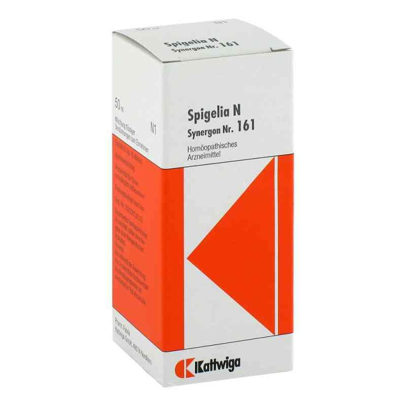 Synergon 161 Spigelia N Tropfen zamów na apo-discounter.pl