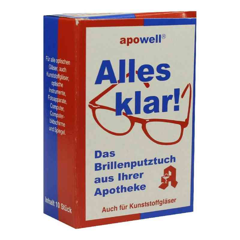 Brillenputztuecher Alles Klar  zamów na apo-discounter.pl