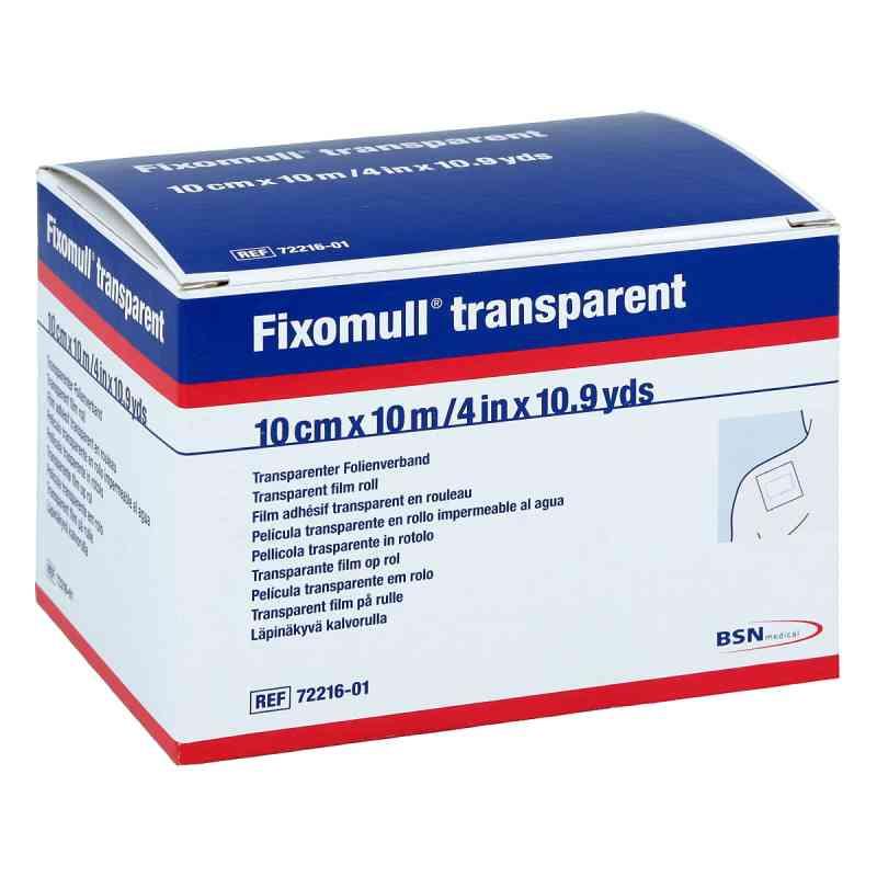 Fixomull transparent 10mx10cm  zamów na apo-discounter.pl