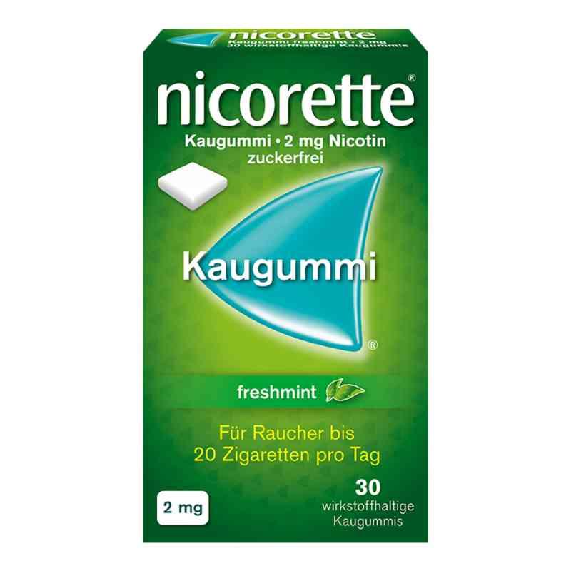 Nicorette 2 mg Freshmint Kaugummi  zamów na apo-discounter.pl