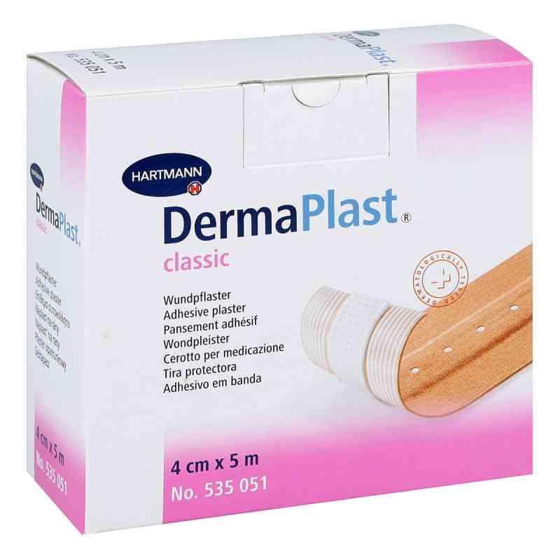 Dermaplast Classic Pflaster 4cmx5m  zamów na apo-discounter.pl