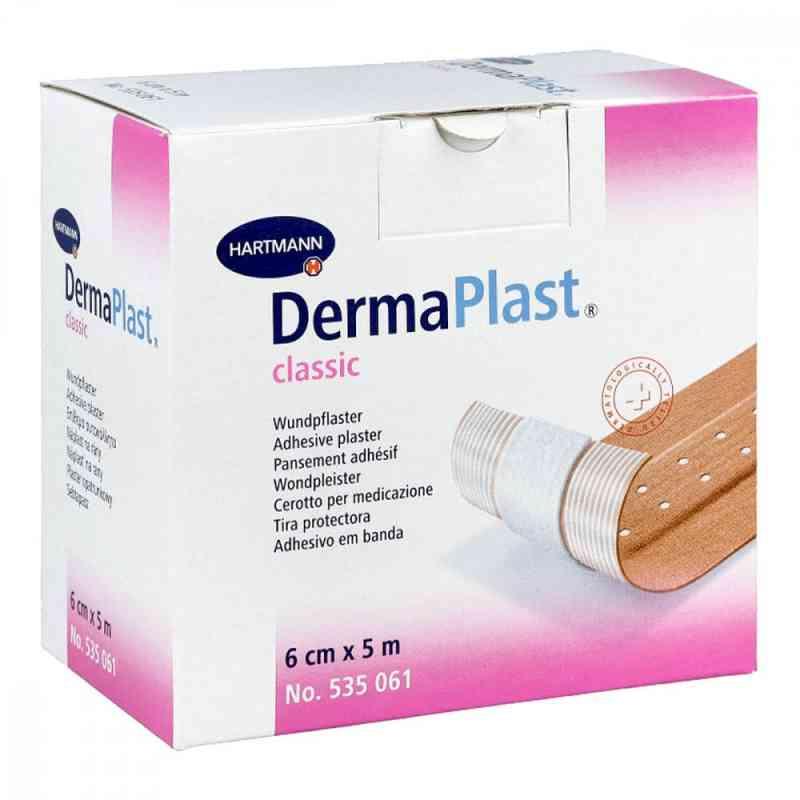 Dermaplast Classic Pflaster 6cmx5m  zamów na apo-discounter.pl