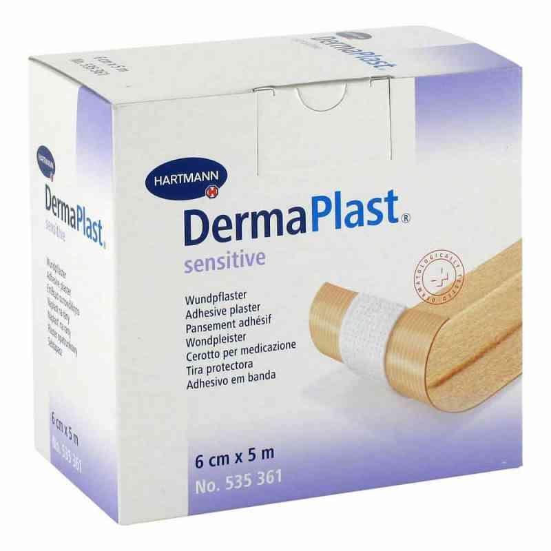 Dermaplast Sensitive Pflaster 6cmx5m  zamów na apo-discounter.pl