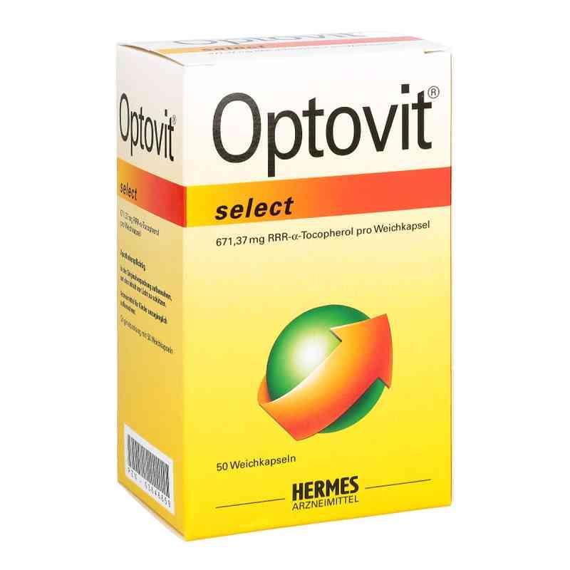 Optovit select 1 000 I.e. Kapseln zamów na apo-discounter.pl