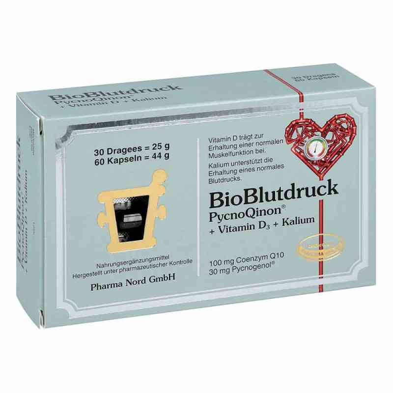 Bioblutdruck Dragees+kapseln Kombipackung zamów na apo-discounter.pl