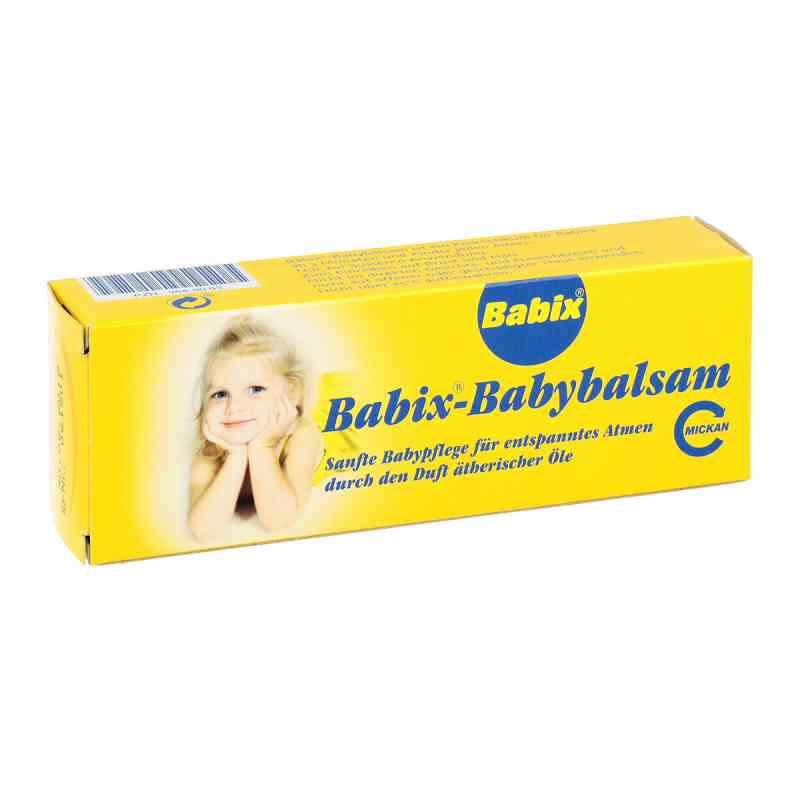 Babix Baby balsam  zamów na apo-discounter.pl