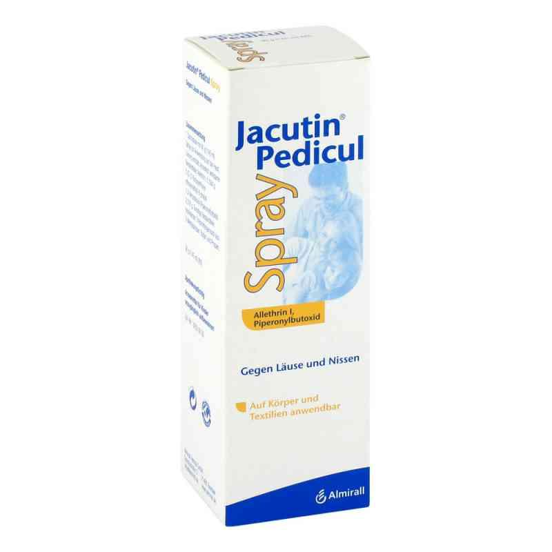 Jacutin Pedicul Spray  zamów na apo-discounter.pl