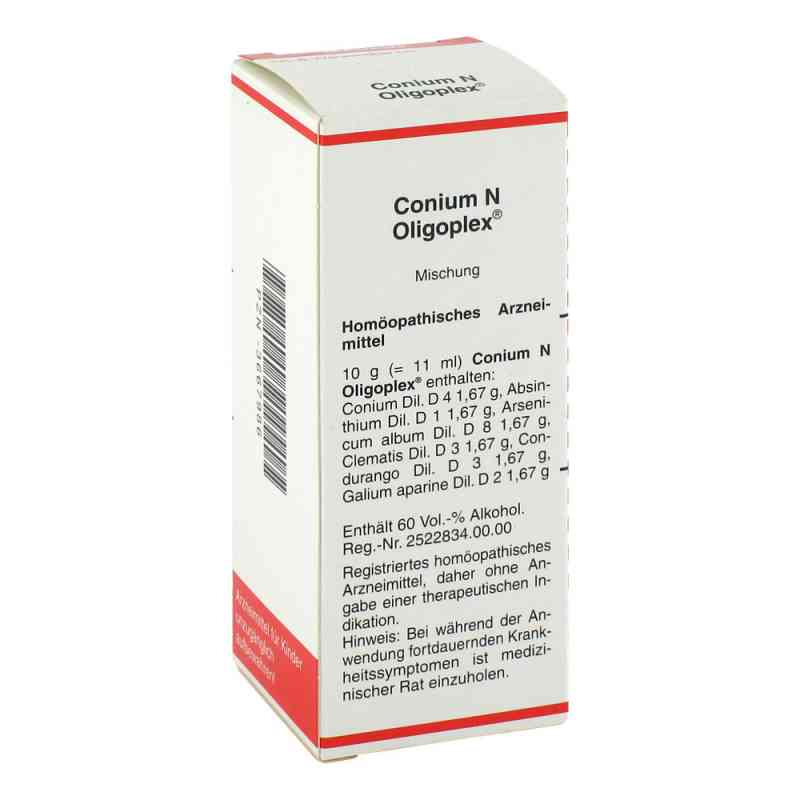 Conium N Oligoplex Liquidum zamów na apo-discounter.pl