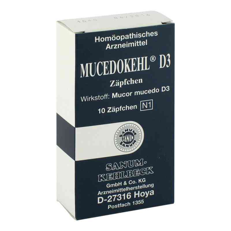 Mucedokehl D 3 Suppos. zamów na apo-discounter.pl