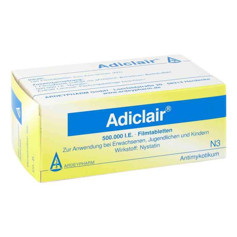 Adiclair tabletki powlekane  zamów na apo-discounter.pl