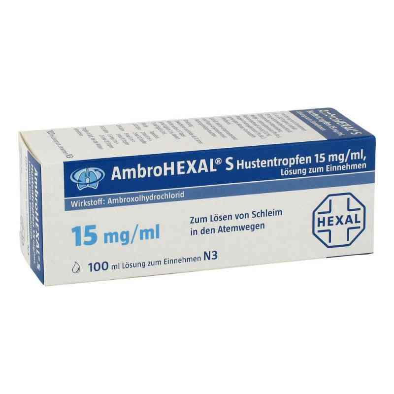Ambrohexal S Hustentropfen 15 mg/ml  zamów na apo-discounter.pl